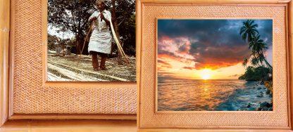 Front Street Kauai Rattan Frame Website
