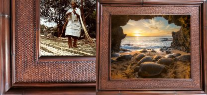 Hale Honu Rattan Frame Website
