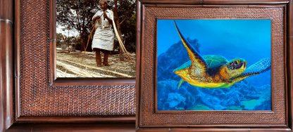 Kobe Hawaii Rattan Frame Website