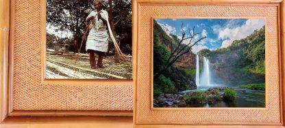 Land Time Forgot Kauai Rattan Frame Website