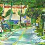 MR Haiku Road (Haiku) 12x16